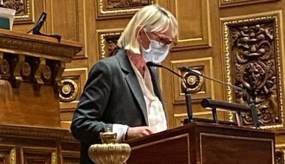 """(Entretien) Françoise Dumont (LR), """"Le Sénat est la seule force d'opposition au Gouvernement"""""""