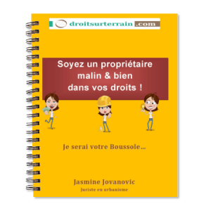 droitsurterrain.com Guide propriétaire malin