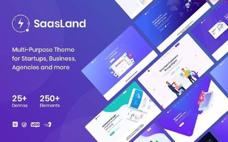 What are the best WordPress themes for a startup in 2019?