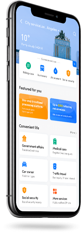 mobile mockup 1 - Features