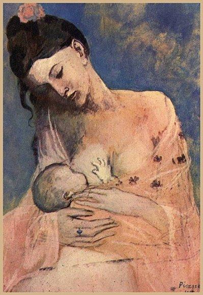 La-Maternite-Picasso