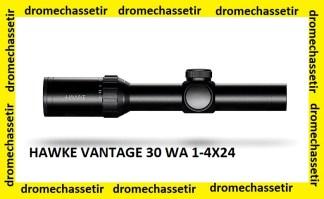 Lunette Hawke Vantage 30 WA 1-4x24