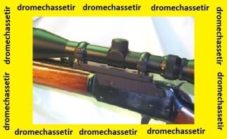 Montage latéral avec anneaux acier pour Winchester 94