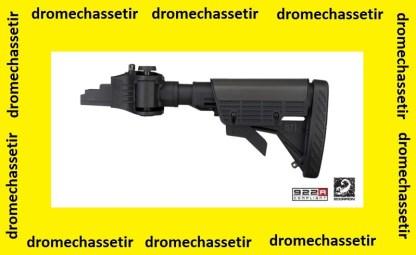 Crosse ATI pliante et retractable sur 6 positions pour AK 47