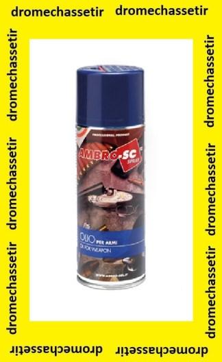 Bombe d'huile en spray qualité professionnelle