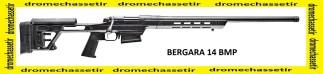 Carabine a verrou Bergara 14 BMP sur chassis aluminium