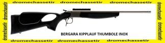 carabine Kipplauf Bergara trou de pouce