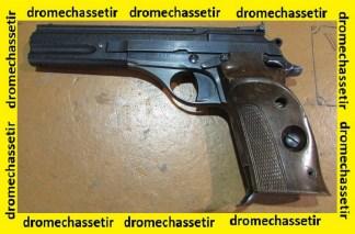 PISTOLET SEMI AUTOMATIQUE Beretta modele 76