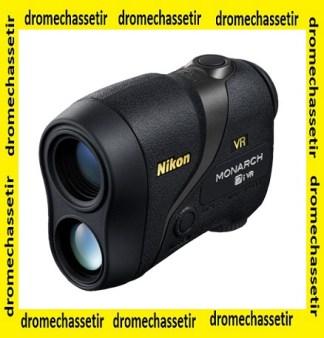 Telemetre Nikon Prostaff 7i VR 6x21 Noir