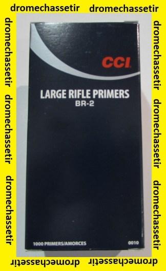 boite de 1000 amorces CCI Large Rifle BR2