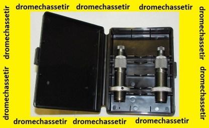 Jeux d'outils CH4d pour le rechargement calibre 7x54 Mas Fournier