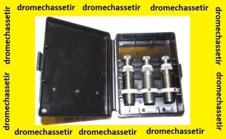 Jeux d'outils CH4D pour le rechargement en calibre 7