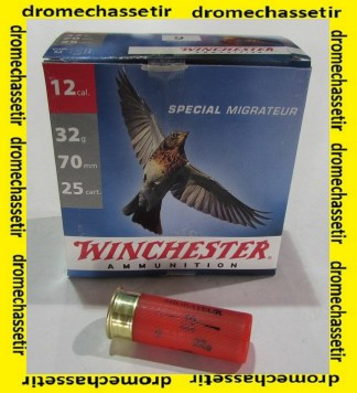 boite 25 cartouches Winchester Special migrateur
