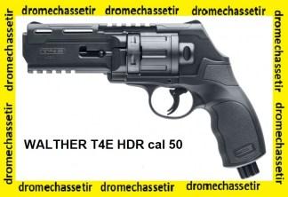 Revolver Umarex WALTHER T4E HDR cal 50 UMAREX