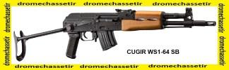 Fusil semi auto Cugir WS1-64 SB