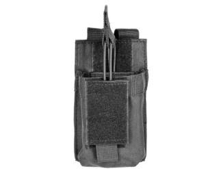 Porte chargeur pour fusil d'assaut ajustable