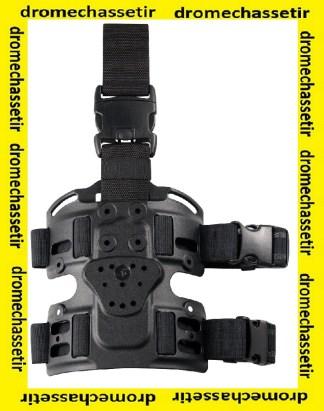 Plaque de Cuisse multi link droitier pour Holster Radar