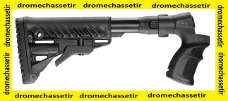 Crosse Tactical pliante et retractable