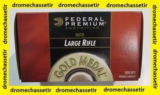 Boite de 1000 amorces Large Rifle Match