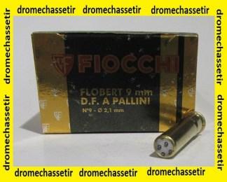 boite de 50 cartouches 9mm Flobert