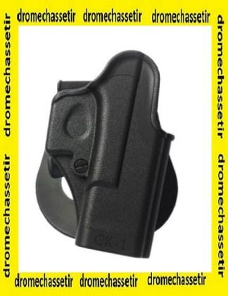 Holster pour droitier de ceinture IMI Defense pour Glock 17/19/22/23/25/26/27/28/31/32 Gen 4