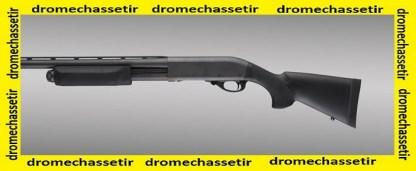 Kit Crosse et pompe Hogue pour Remington 870