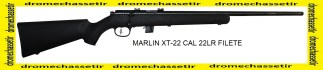 Carabine a verrou Marlin XT-22 synthetique