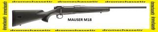 Carabine a Verrou Mauser M18 Extreme