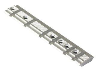 Rail pour ruger 10/22 silver