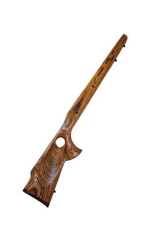 Crosse a trou de pouce remington seven