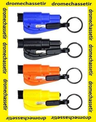 Porte clé multifonctions