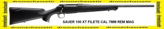 Carabine a Verrou Sauer 100 XT