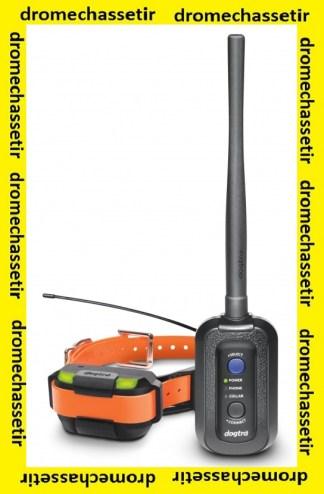 Pack dressage et repérage avec récepteur et collier Dogtra pathfinder mini