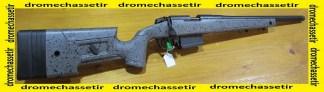 Carabine Bergara B14 R STEEL cal 22LR canon lourd 45,7cm, fileté 1/2x28
