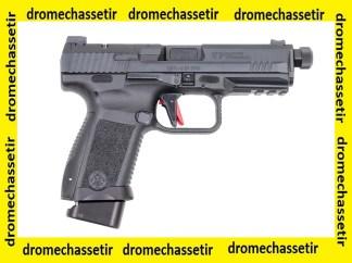 Pistolet canik TP-9 SF Elite combat noir