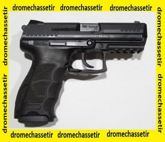 Pistolet semi auto H&K P30 V3 calibre 9x19 luger occasion