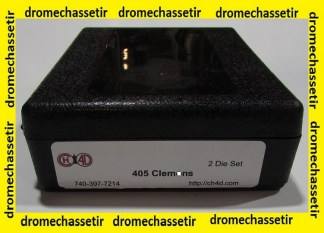 Jeux d'outils CH4D pour le rechargement en calibre 405 Clemens