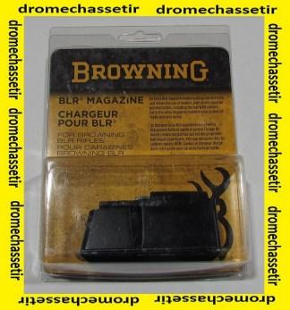 Chargeur acier pour browning BLR cal 30-06