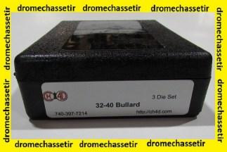 Jeu d'outils CH4D de rechargement en calibre 32-40 Bullard