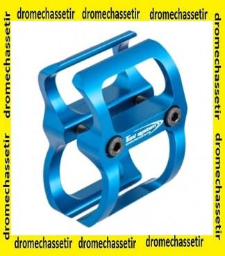 clamp pour rallonge magasin pour fusil, anodisé bleu