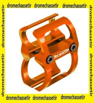 clamp pour rallonge magasin pour fusil, anodisé Orange