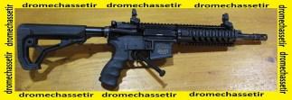 Fusil Verney carron, VCD 15, cal 223 rem, canon 10,5 pouces