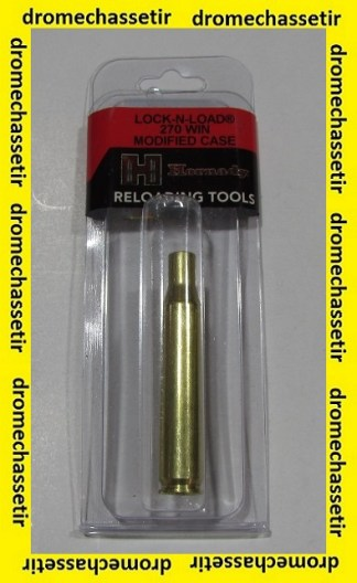Douille Hornady Modifiee pour Jauge OAL, cal 270 winchester , A270