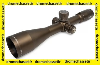 LUNETTE ATHLON Ares ETR 4.5-30×56 APRS1 FFP IR MIL UHD bronze
