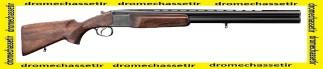 Fusil superposé Baikal IJ-27 cal12/76 monodetente bois