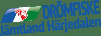 Drömfiske Jämtland Härjedalen logotyp