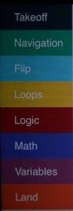 Telloのプログラミングカテゴリー
