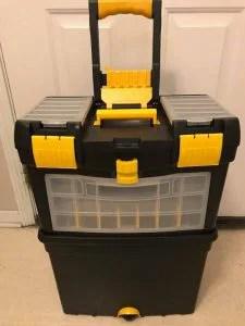 ドローン収納用道具箱