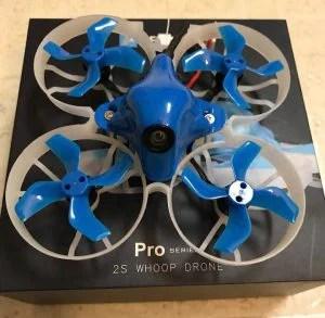 Beta75 Pro2プロペラgemfan40mm