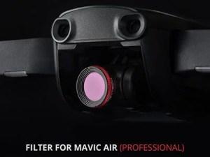 Mavic Air用ND/PLフィルターセット